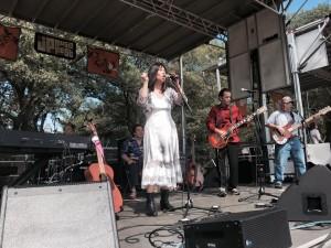 Junko Ogawa Band - Jamaica Plain Music Festival 2015