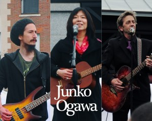 Junko Ogawa Band - Japan Festival at the Boston Common 2015