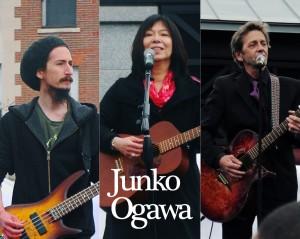 Junko Ogawa Band - Japan Festival at the Boston Common 2015