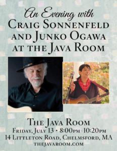 The Java Room, Chelmsford, MA, 2018